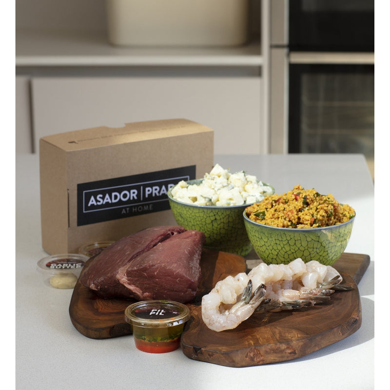 Asador|Prado Surf n Turf Box-Fresh The Good Food Market