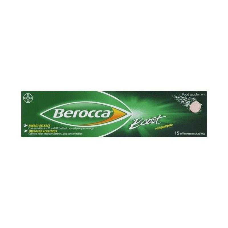 Berocca Boost 15 Pack-Fresh The Good Food Market