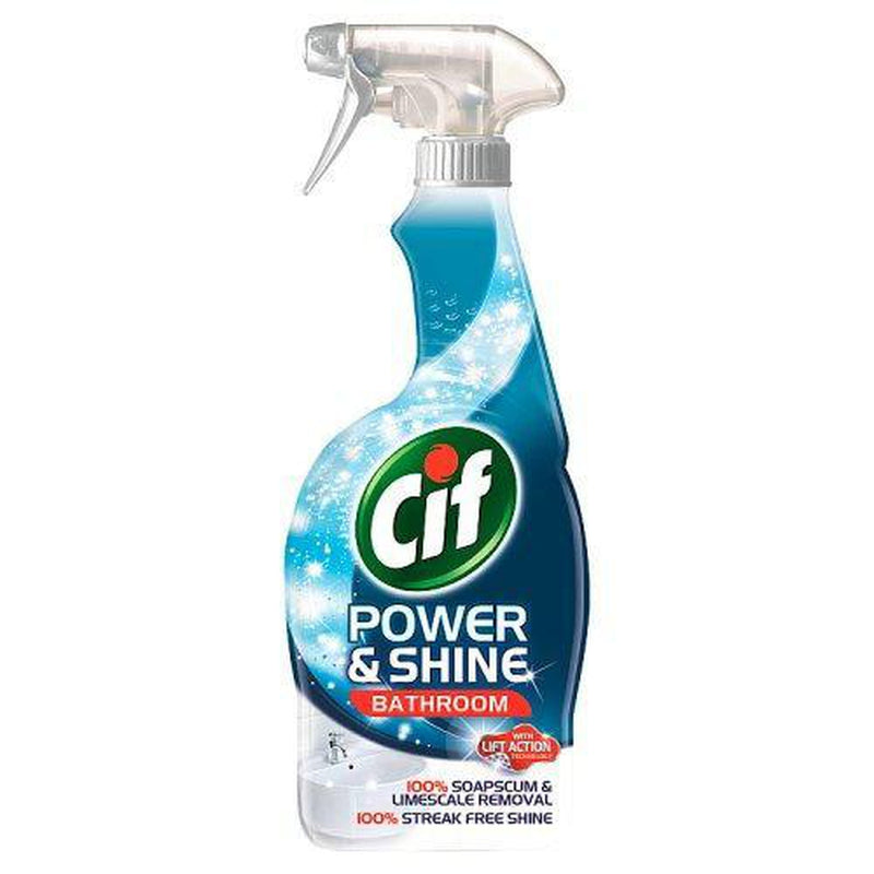 Cif Power & Shine Bathroom 700ml-Fresh The Good Food Market