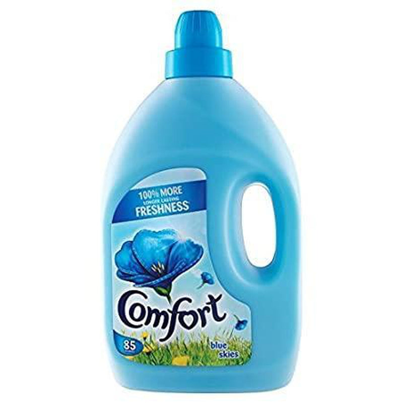 Comfort Fabric Softener Blue 85wash 3 Litre-Fresh The Good Food Market