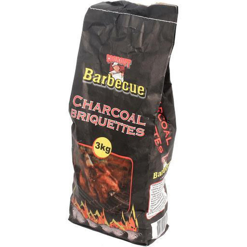 CookOut Charcoal 3kg-Fresh The Good Food Market