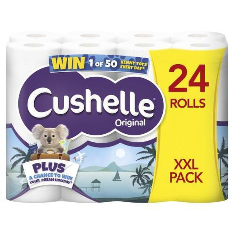 Cushelle Toilet Roll 24pk-Fresh The Good Food Market