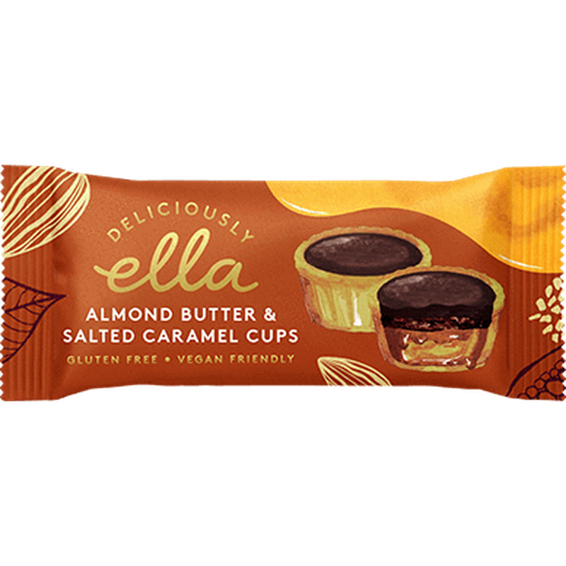 Deliciously Ella Gluten Free Caramel Cups 36g-Fresh The Good Food Market