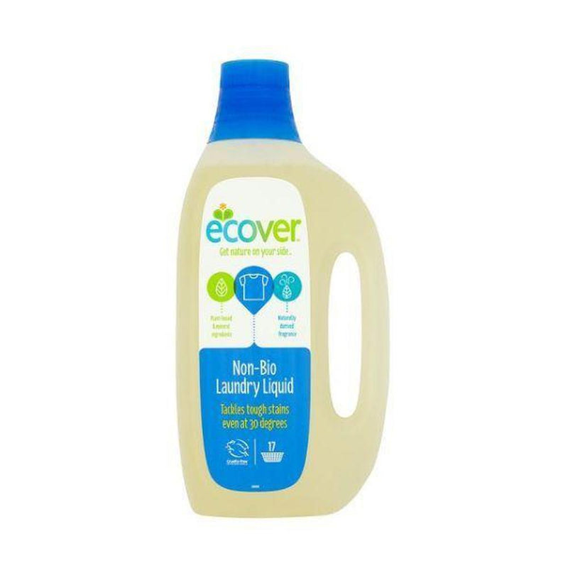 Ecover Laundry Liquid Non Bio 1.5lt-Fresh The Good Food Market