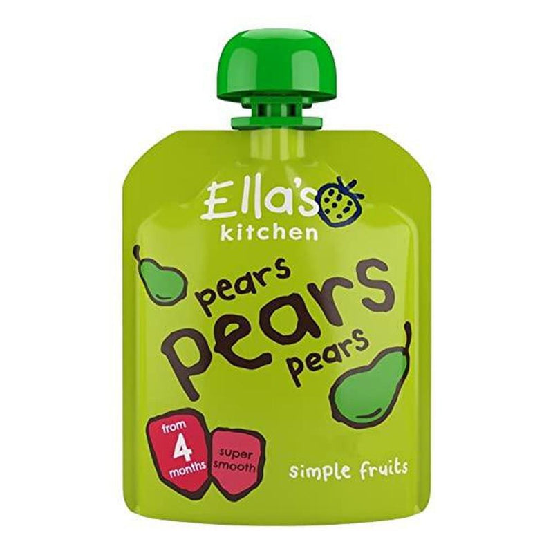 Ella's Baby Pears 70g-Fresh The Good Food Market