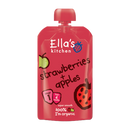 Ella's Baby Strawberry & Apple 120g-Fresh The Good Food Market