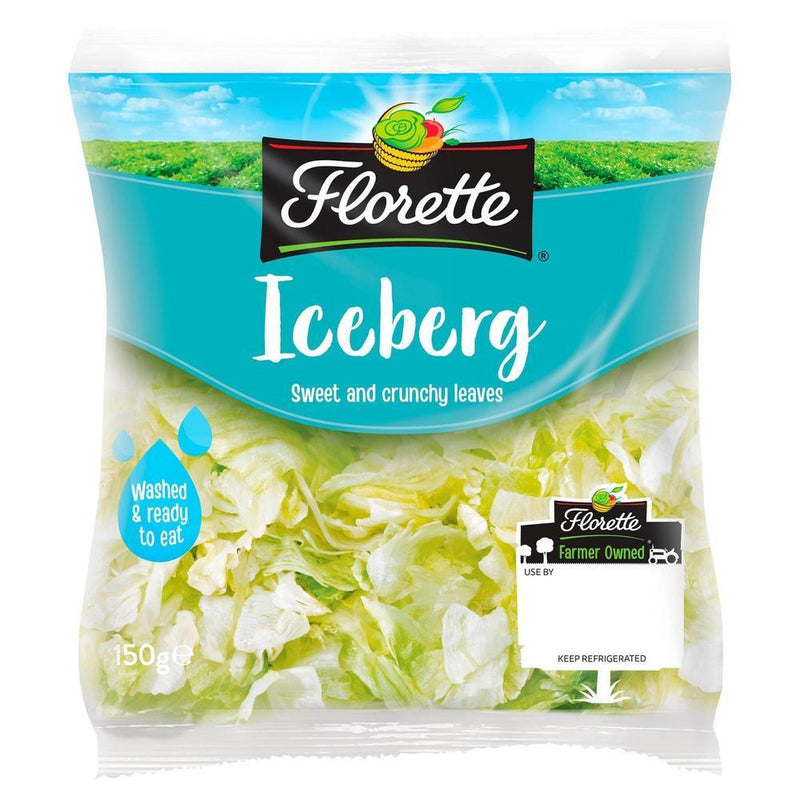 Florette Iceberg Lettuce 150g-Fresh The Good Food Market