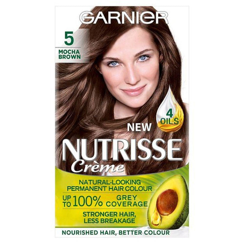 Garnier Nutrisse Brown 5 140ml-Fresh The Good Food Market