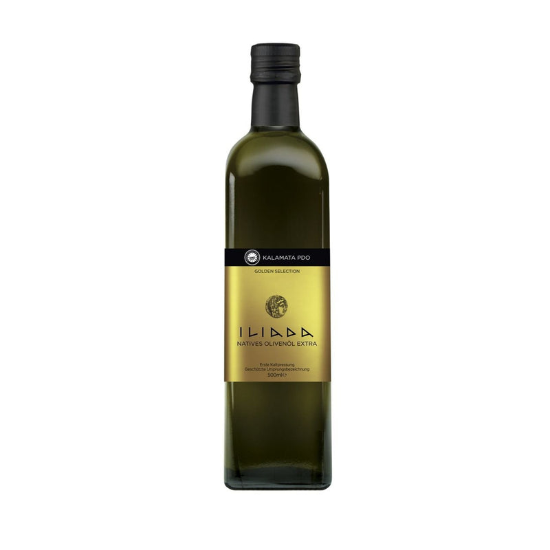 Iliada Kalamata Ex Virgin Olive Oil 500ml-Fresh The Good Food Market