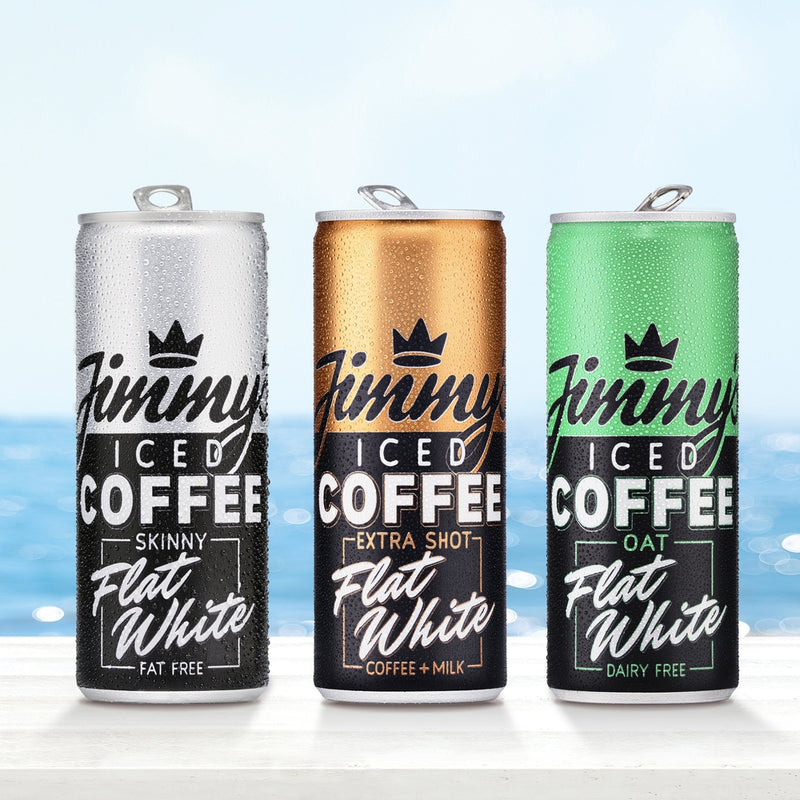 Jimmy's Iced Coffee Mixed 3 Pack 3x250ml-Fresh The Good Food Market
