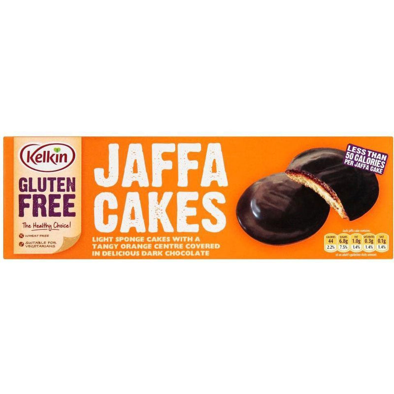 Kelkin Jaffa Cakes Gluten Free 150g-Fresh The Good Food Market