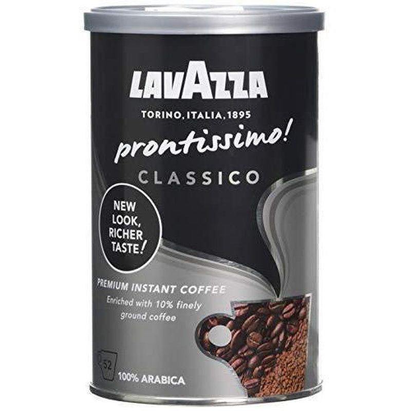 Lavazza Prontissimo Classic Instant 95g-Fresh The Good Food Market