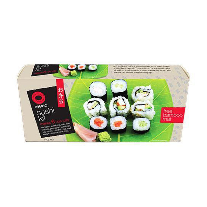 Obento Sushi Kit (6 Rolls)-Fresh The Good Food Market