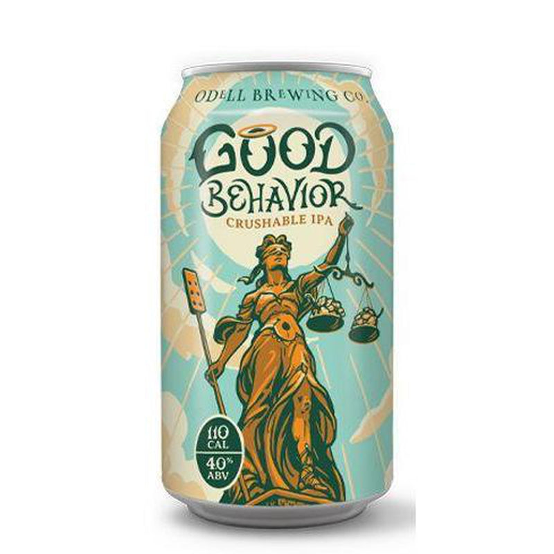 Odell Good Behaviour IPA 355ml-Fresh The Good Food Market
