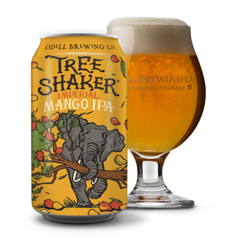 Odell Tree Shaker Mango IPA 355ml-Fresh The Good Food Market