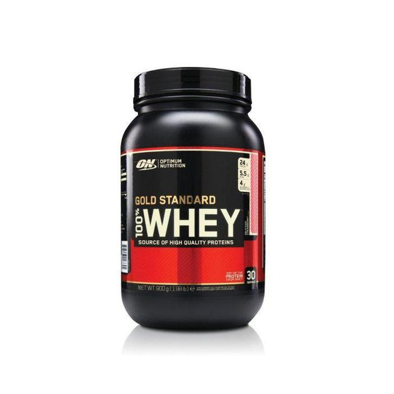 Optimum Nutrition Gold Whey Chocolate 900g-Fresh The Good Food Market