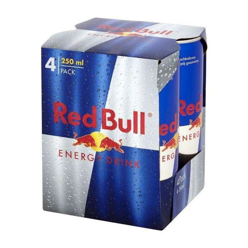 Red Bull Original 4pk 4x250ml-Fresh The Good Food Market