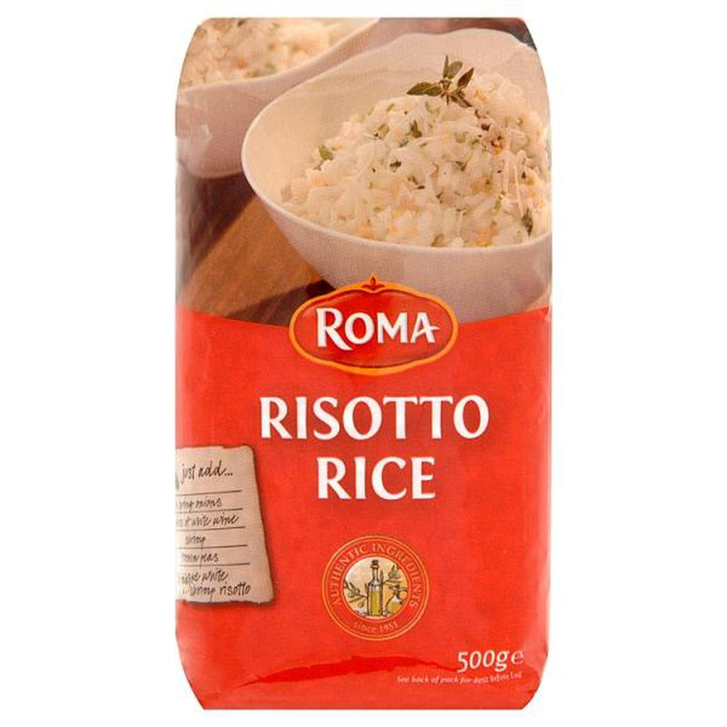 Roma Risotto Rice 500g-Fresh The Good Food Market