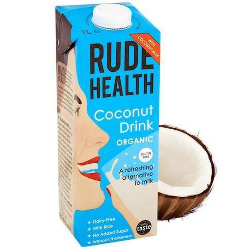 Rude Health Coconut Drink 1lt-Fresh The Good Food Market