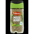 Schwartz Mixed Herbs Jar 11g-Fresh The Good Food Market