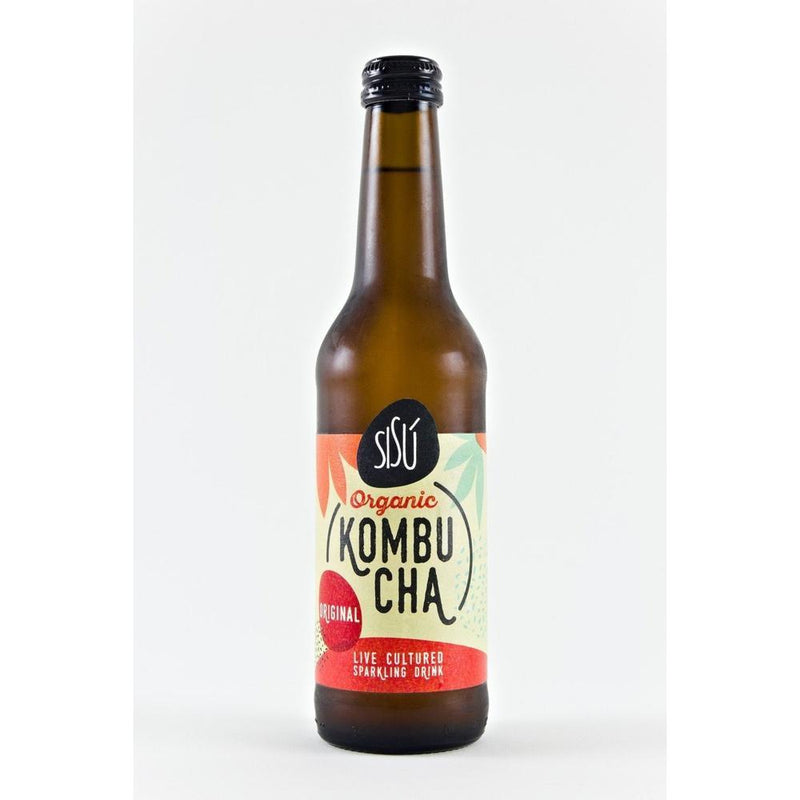 Sisu Kombucha Original 330ml-Fresh The Good Food Market