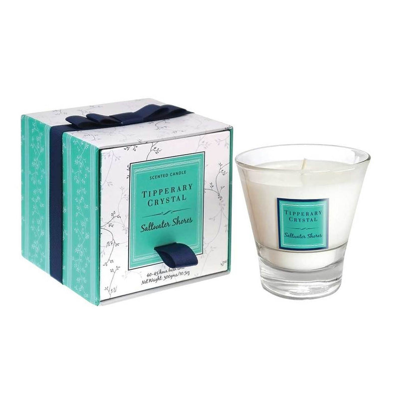 Tipperary Crystal Salt Water Shores Candle-Fresh The Good Food Market