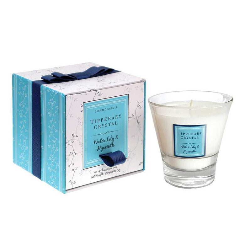 Tipperary Water Lily & Hyacinth Candle-Fresh The Good Food Market