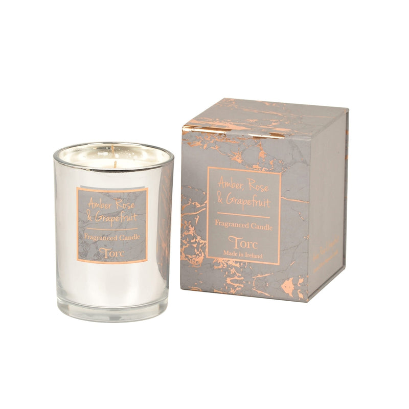 Torc Amber Rose & Grapefruit 1 Wick Candle-Fresh The Good Food Market