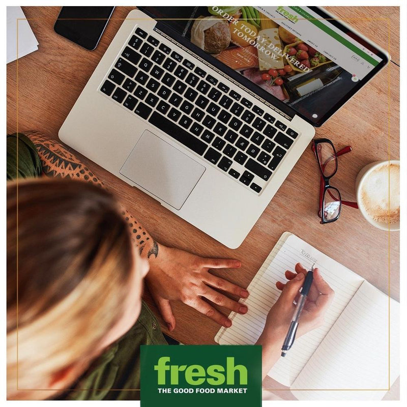 WFH Health & Wellness Pack-Fresh The Good Food Market