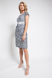 The Monument Dress by Christopher Wren - WrenClothing.ie