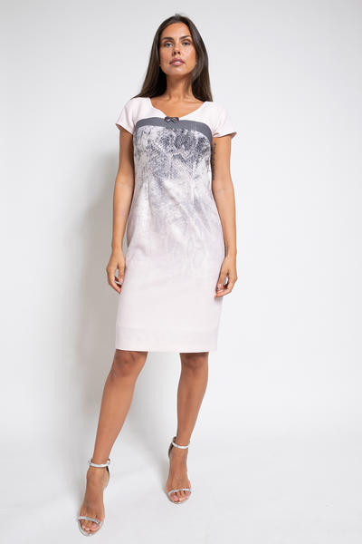 The Textured Dress by Christopher Wren - WrenClothing.ie