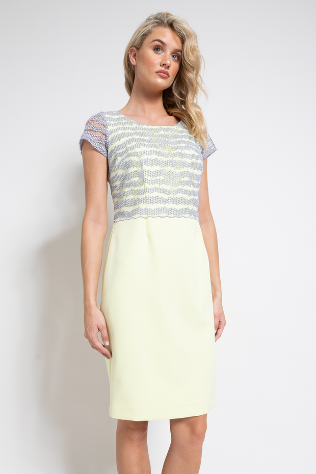 The Limon Dress by Christopher Wren - WrenClothing.ie