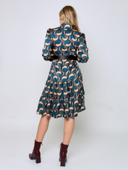 Cafe Jade Sasha Shirt Dress