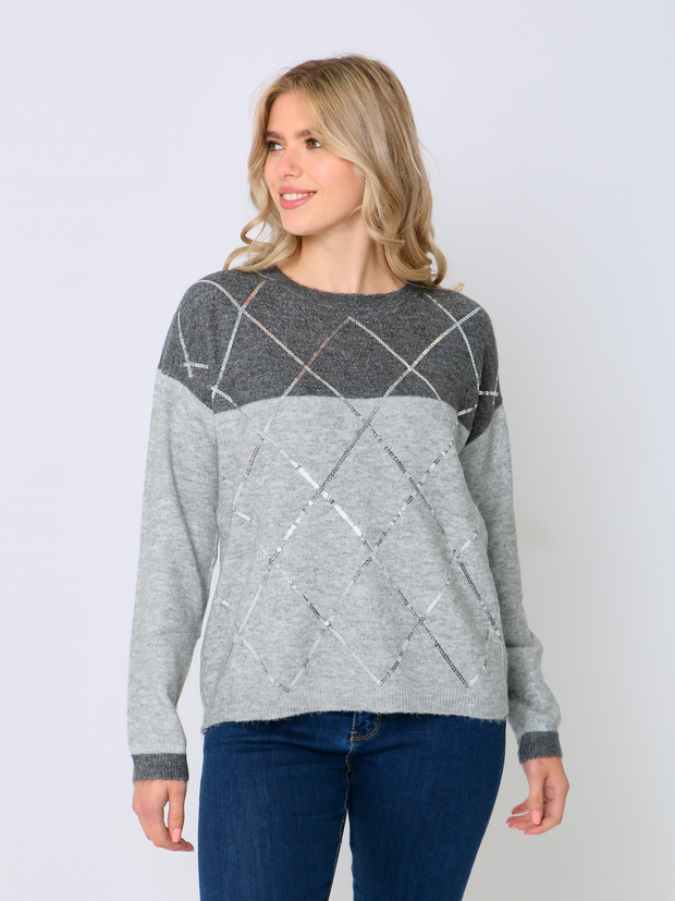 Jenny Wren Supersoft Sequin Jumper