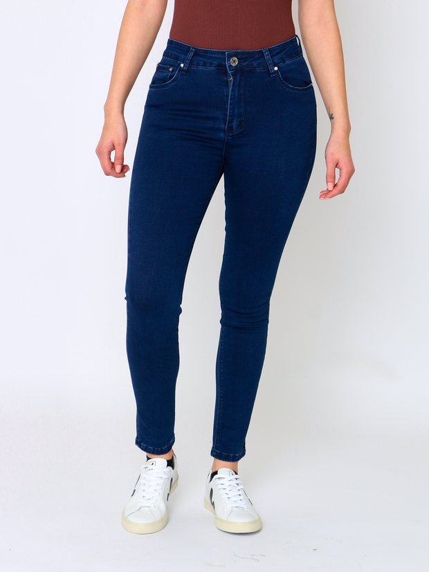 WREN Jeans Push-Up In Blue