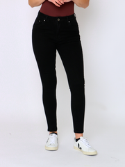 WREN Jeans Push-Up In Black