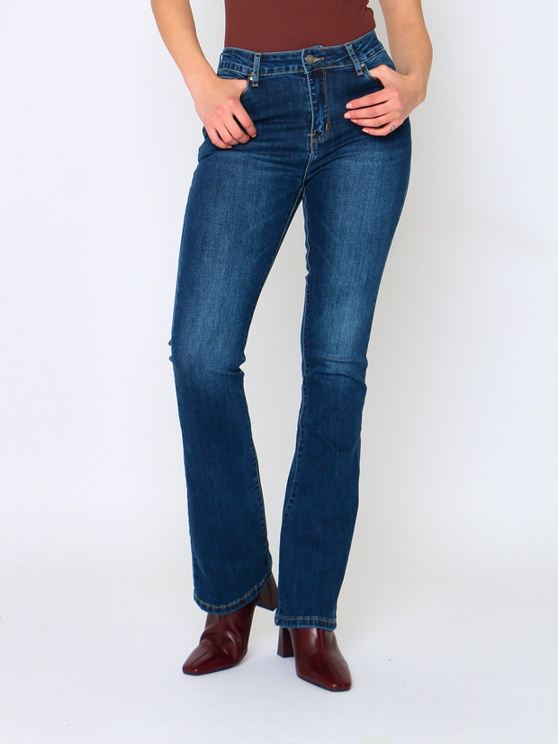 WREN Jeans Flare Push-Up