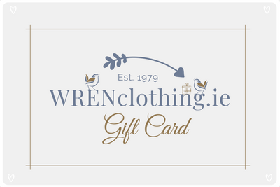 Gift Card - WrenClothing.ie