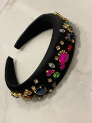 The Alice Headband in Black