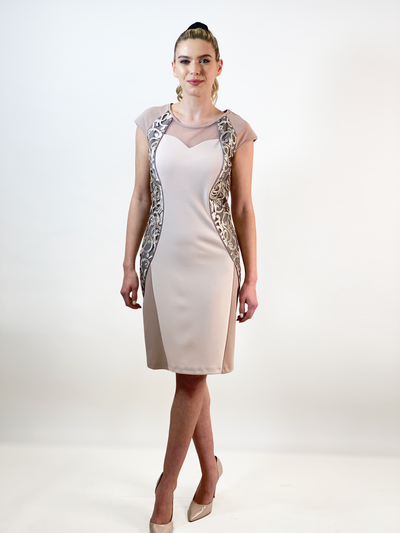 The Halle Dress by Christopher Wren - WrenClothing.ie