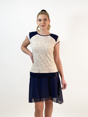 The Kensington Dress by Christopher Wren - WrenClothing.ie