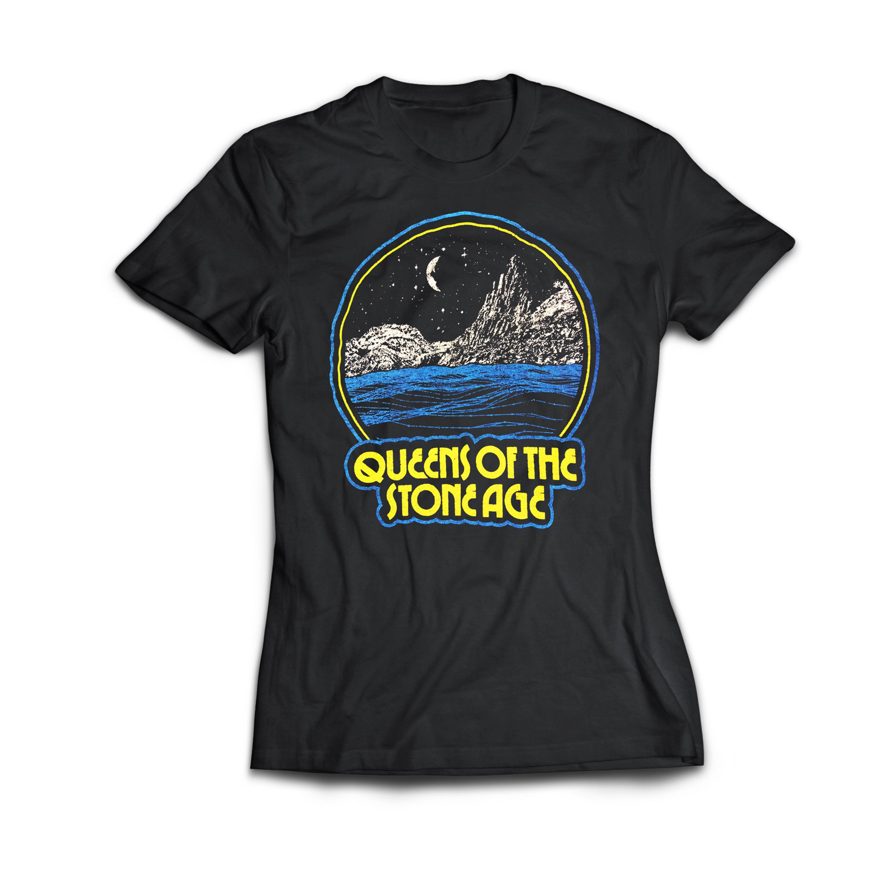 "Queens of the Stone Age ""Horizon"" T-shirt mujer"