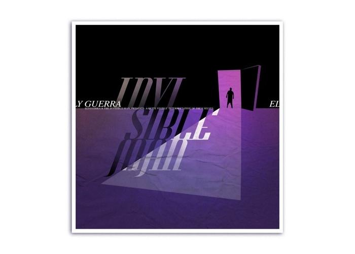 Invisible Man (Jazz) CD, Ely Guerra