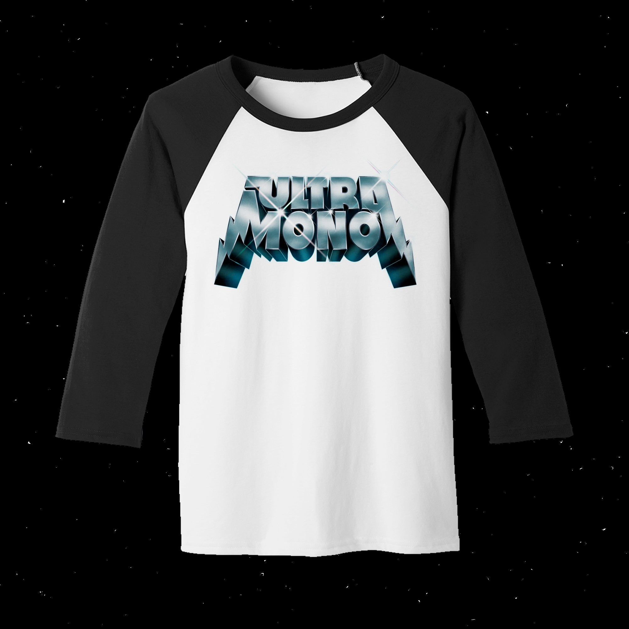 Ultra Mono Baseball T-shirt
