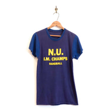 Load image into Gallery viewer, Unknown - Two Tone National University Tee Shirt