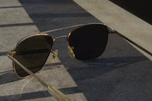 Load image into Gallery viewer, USAF 12Kgf Pilot Sunglasses
