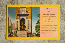 Load image into Gallery viewer, Vintage Post Card - Herald Square