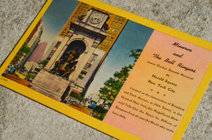 Vintage Post Card - Herald Square
