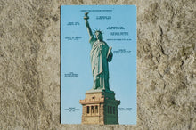 Load image into Gallery viewer, Vintage Post Card - The Statue of Liberty