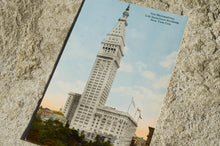 Load image into Gallery viewer, Vintage Post Card - The Metropolitan Life Insurance Building